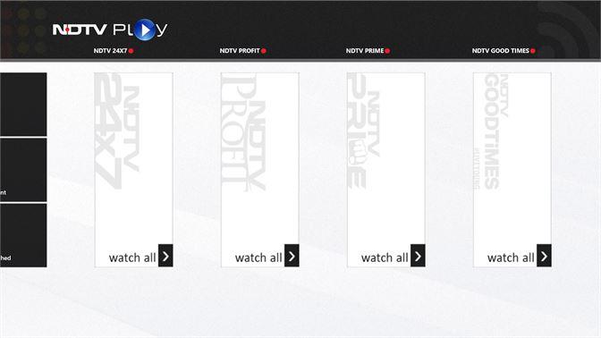 Get NDTV Play - Microsoft Store