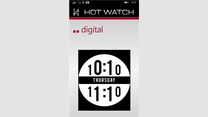 Get HOTSmartWatch - Microsoft Store