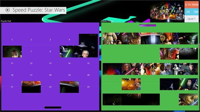 Get Speed Puzzle: Star Wars - Microsoft Store