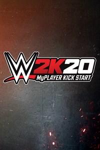 Carátula del juego WWE 2K20 MyPLAYER KickStart