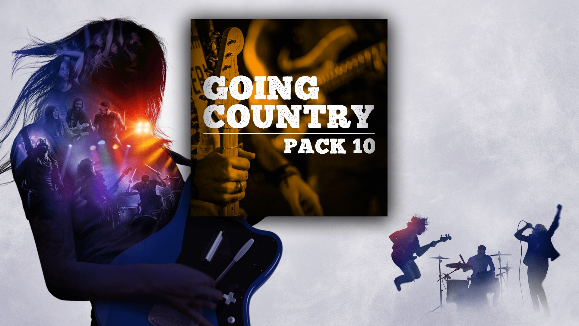 Going Country Pack 10