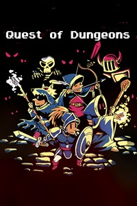 Carátula del juego Quest of Dungeons