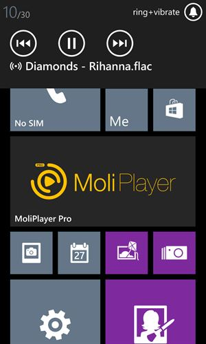 MoliPlayer Pro Screenshot