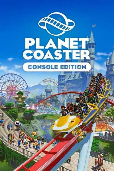 Planet Coaster: Console Edition Pre-Order