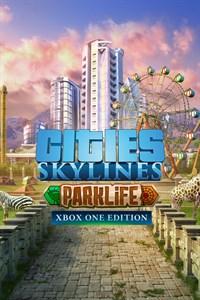 Carátula del juego Cities: Skylines - Parklife