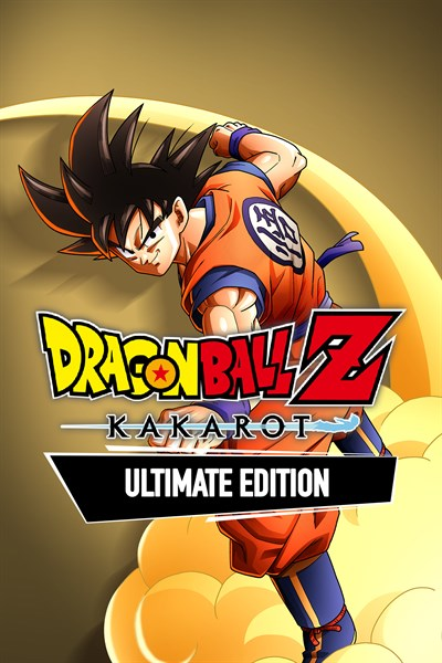 DRAGON BALL Z: KAKAROT Ultimate Edition Pre-Order Bundle