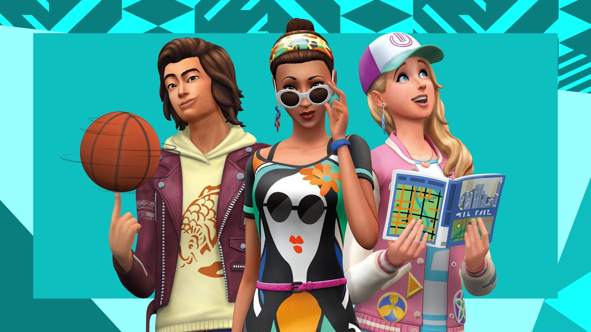 The Sims™ 4 Жизнь в городе