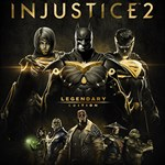 Injustice™ 2 - Legendary Edition Logo