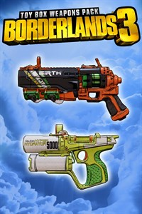 Оружейный набор «Коробка с игрушками» для Borderlands 3