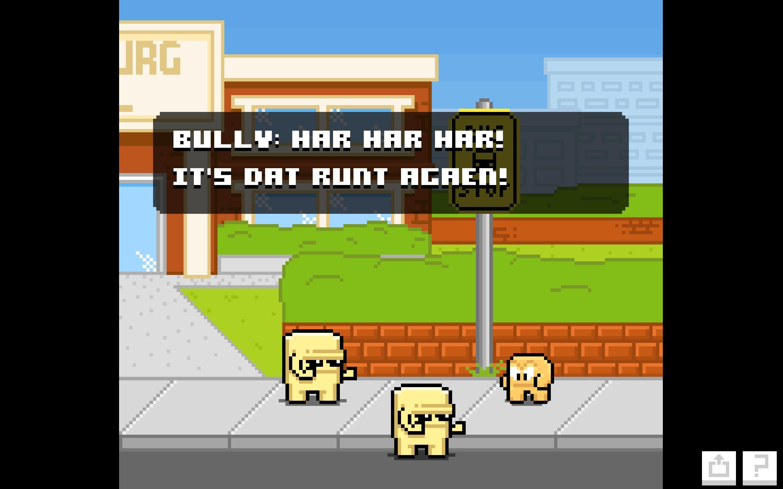 Squareboy vs Bullies