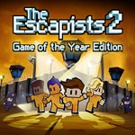 The Escapists 2 - Game of the Year Edition Logo