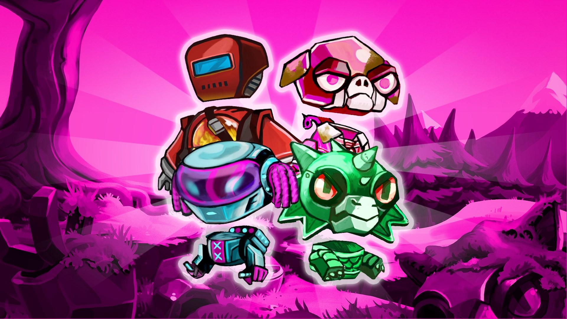Insane Robots - Robot Pack 1