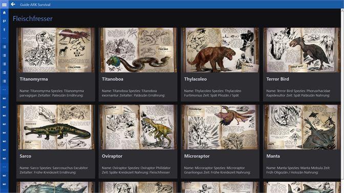 Get Guide ARK: Survival Evolved - Microsoft Store