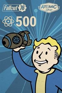 Fallout 76: 500 átomos