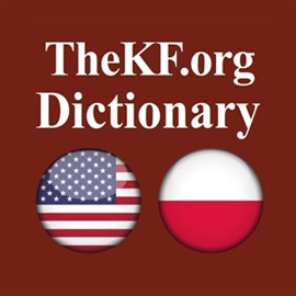 The Kosciuszko Foundation American English <-> Polish Dictionary