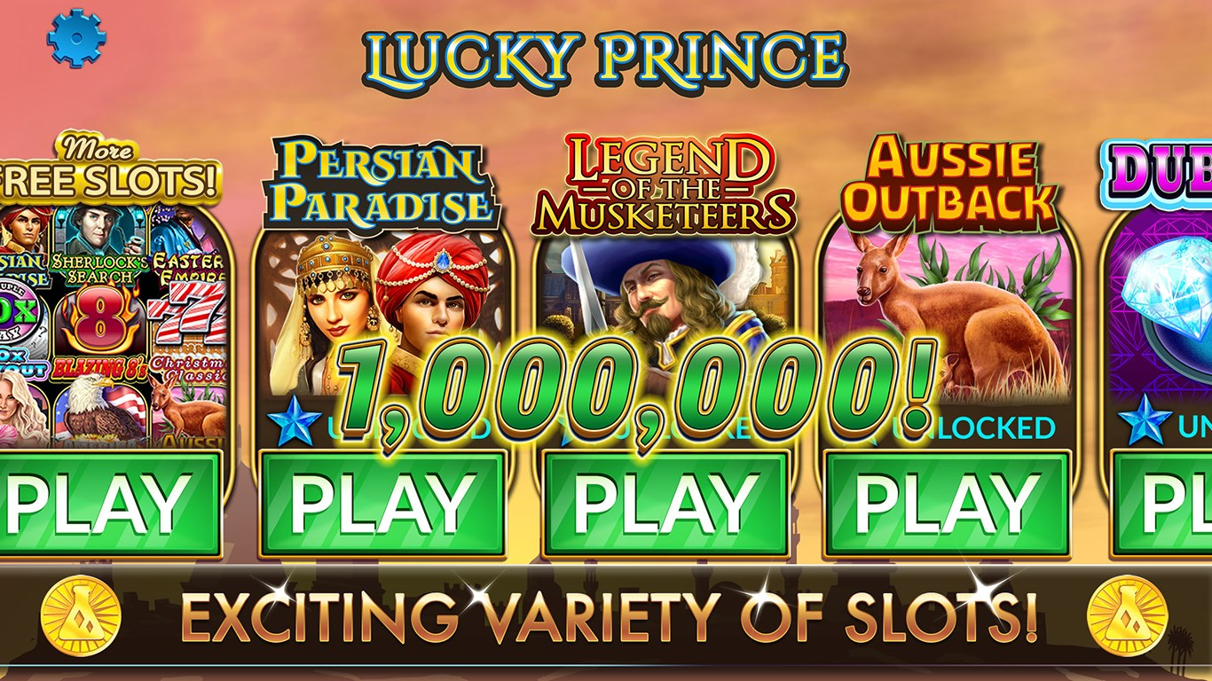 Lucky Prince Slots