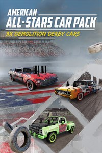 American All-Stars Car Pack