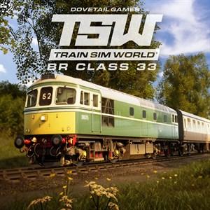 Train Sim World®: BR Class 33 Xbox One