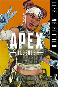 Carátula del juego Apex Legends - Lifeline Edition