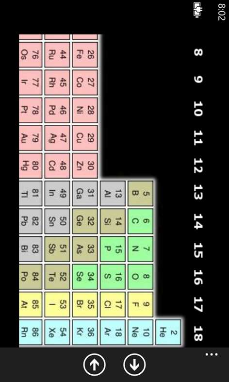 Get periodic table science free microsoft store en bd screenshot urtaz Image collections