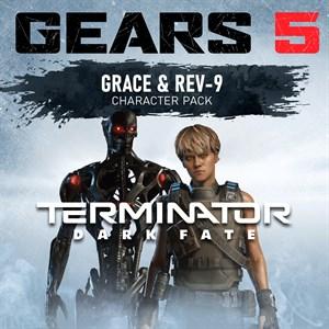 Terminator Dark Fate Pack – Grace and Rev-9 Xbox One