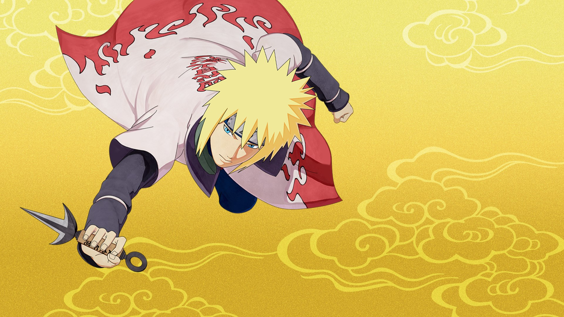NTBSS: Master Character Training Pack - Minato Namikaze