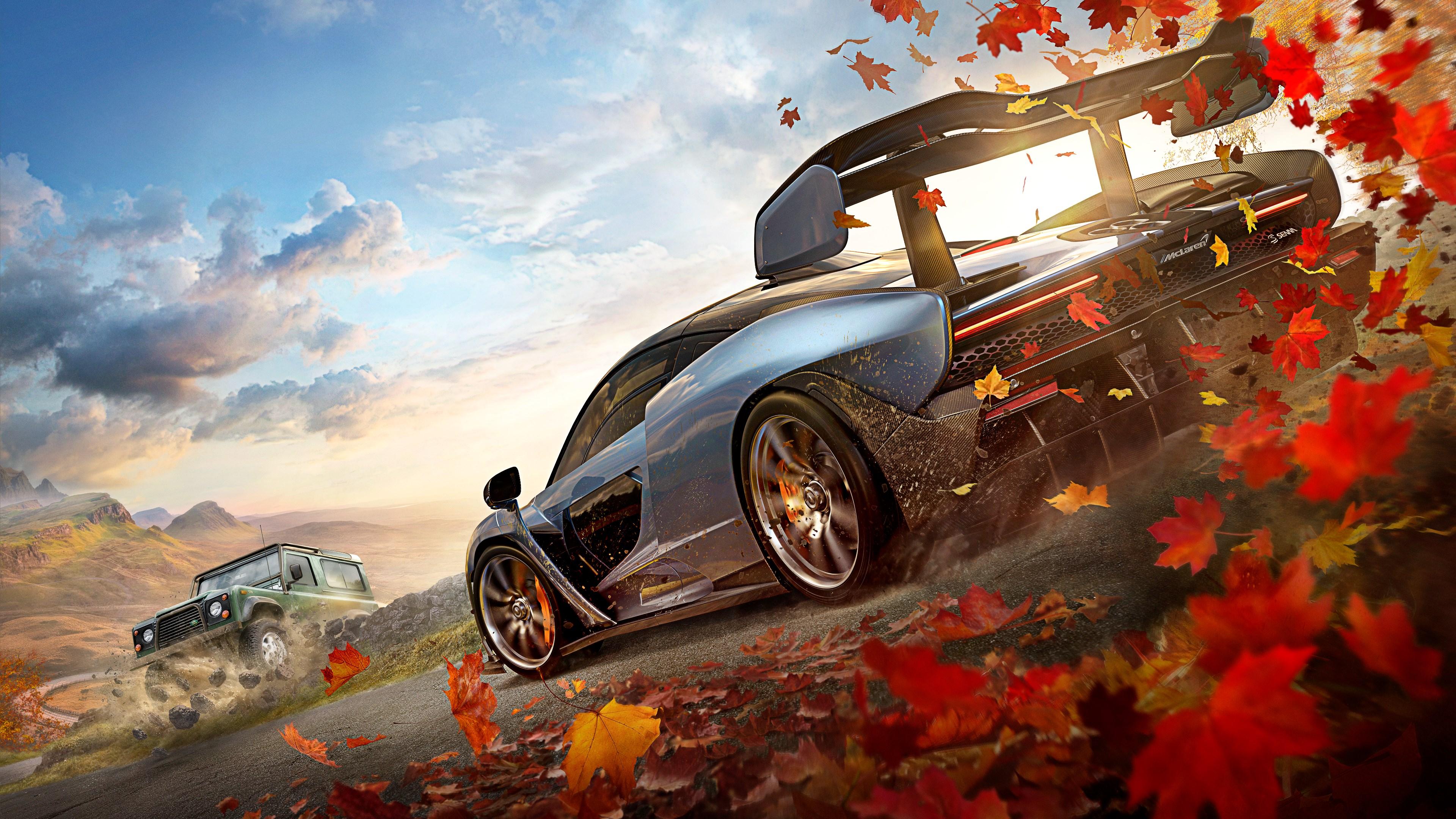 Скриншот №3 к Forza Horizon 4 стандартное издание