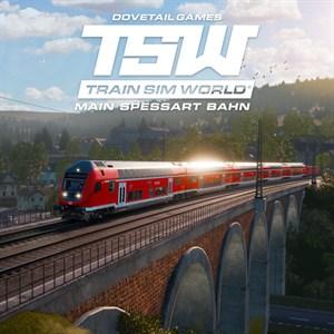Train Sim World®: Main Spessart Bahn: Aschaffenburg - Gemünden Route Add-On Xbox One
