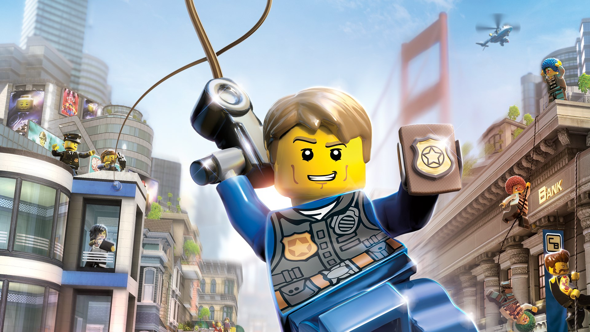 Buy LEGO® CITY Undercover cheap from 75 CNY | Xbox-Now