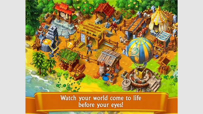 Get WORLDS Builder: Farm & Craft - Microsoft Store
