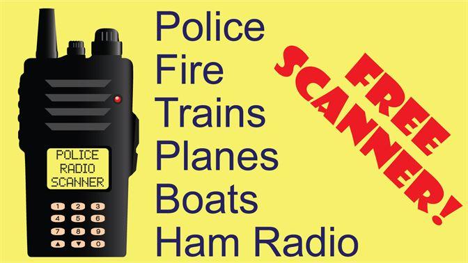 Get Police Radio Scanner - Microsoft Store en-CA