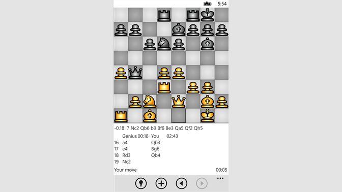 Buy ChessGenius - Microsoft Store