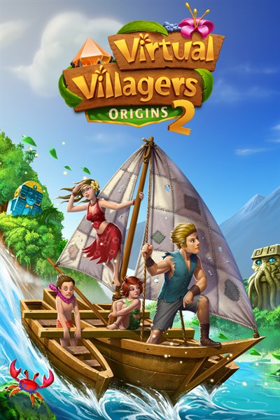 Virtual Villagers Origins 2 Xbox