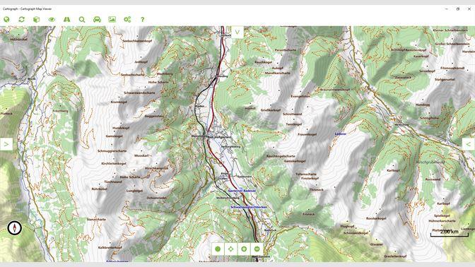 Comprar Cartograph Map Viewer: Microsoft Store es-CO