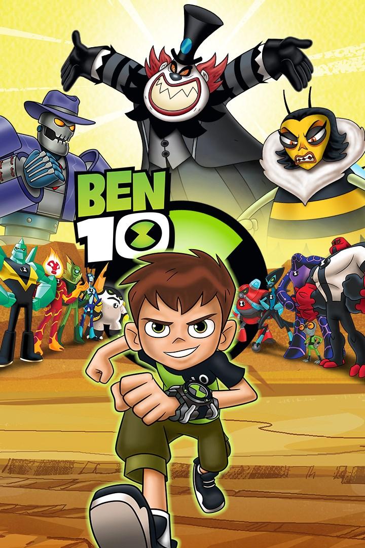 ben10 is