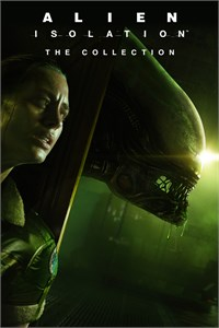 Carátula para el juego Alien: Isolation - The Collection de Xbox 360
