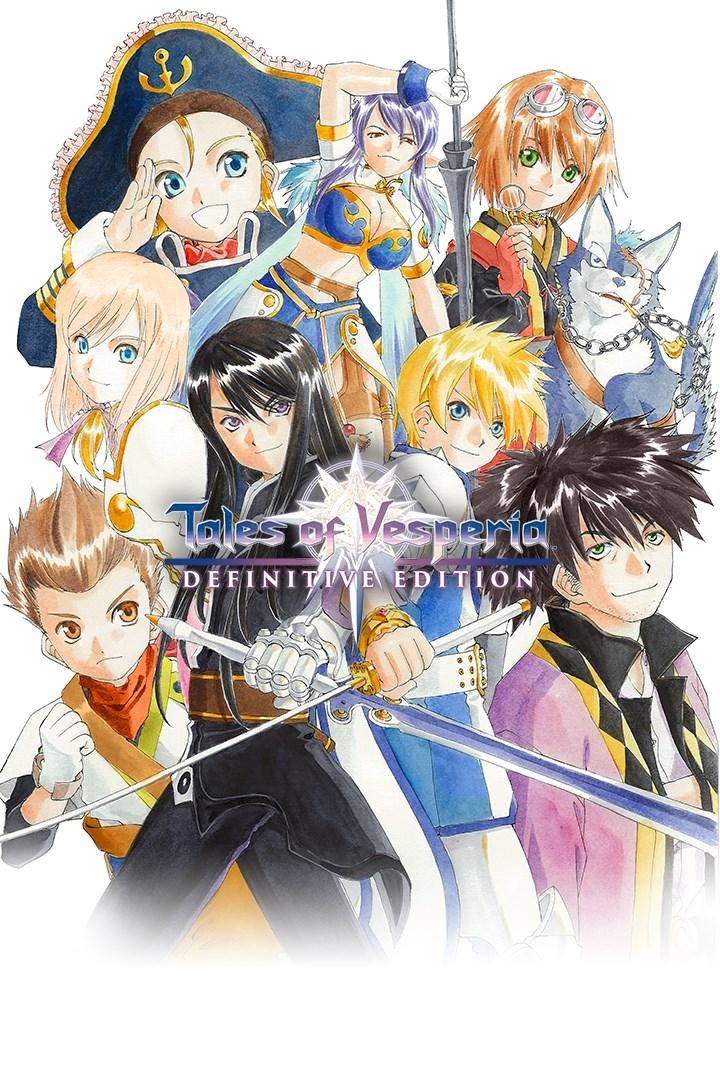 Buy Tales Of Vesperia Definitive Edition Microsoft Store
