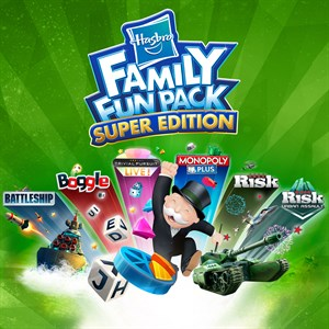 Hasbro Family Fun Pack - Super Edition Xbox One