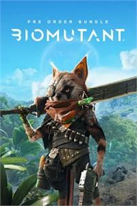 Как работает Biomutant на Xbox One и Xbox One X