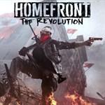 Homefront®: The Revolution Logo