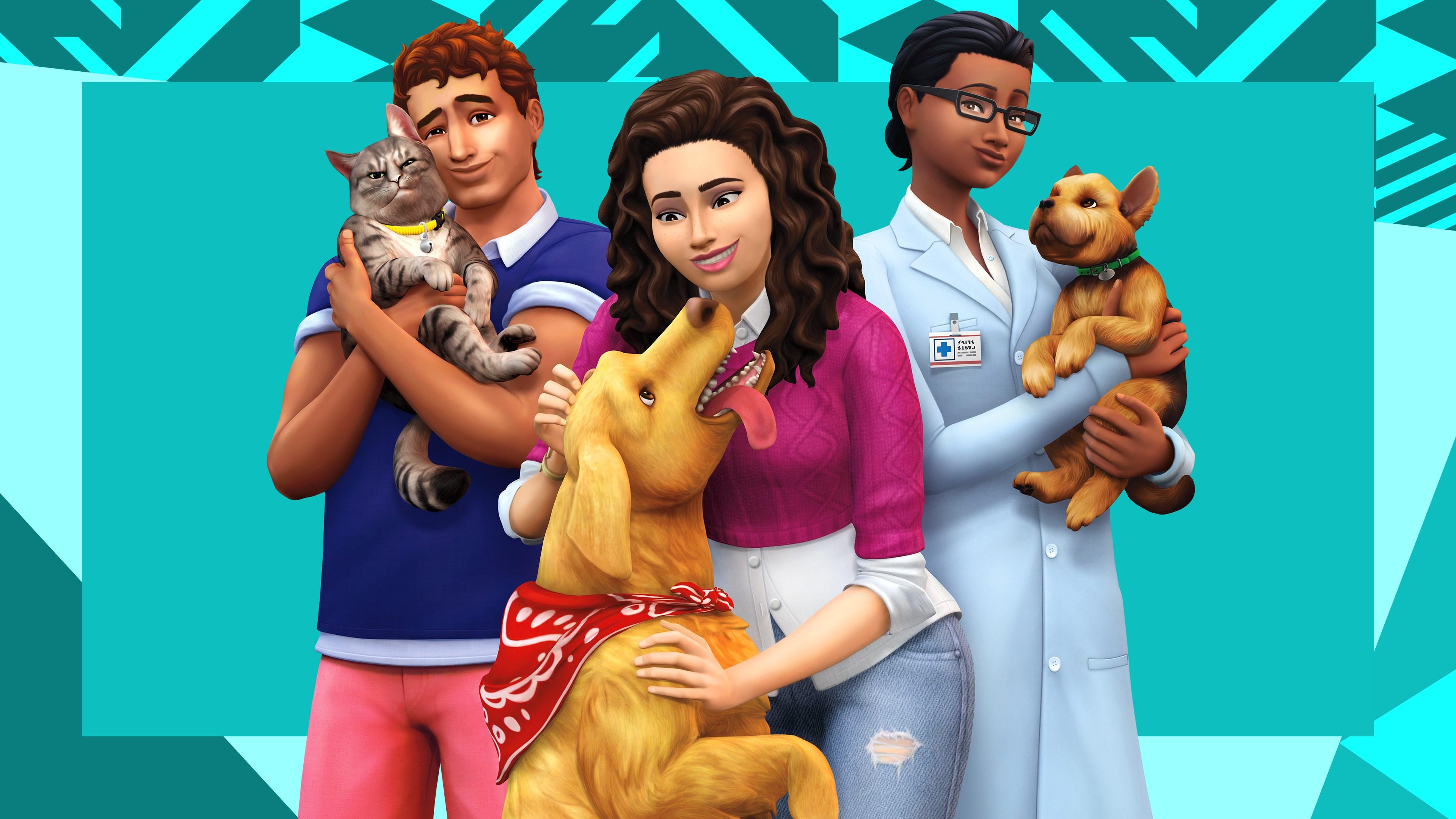Sims 4 Addon Animal Sex
