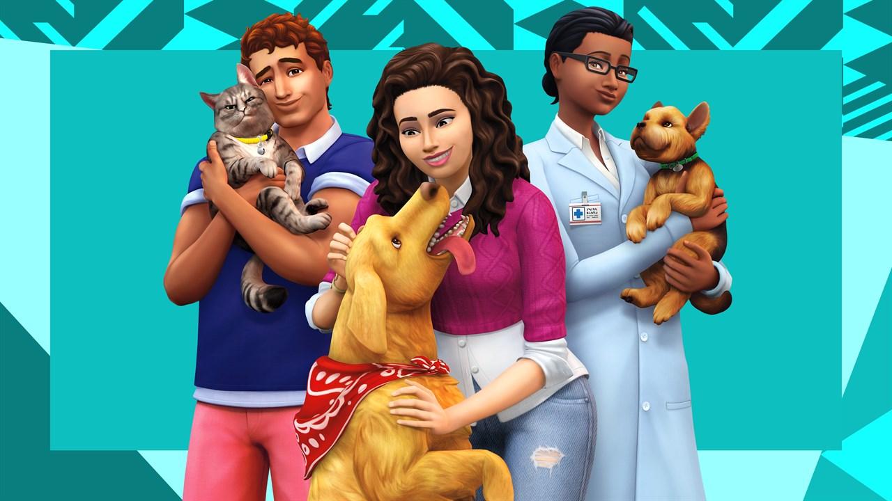 Die Sims 4 Hunde Katzen Kaufen Microsoft Store De De