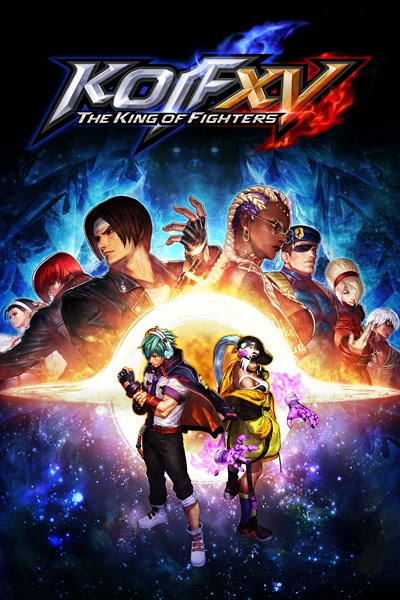 THE KING OF FIGHTERS XV Standard Edition - Pre-Order