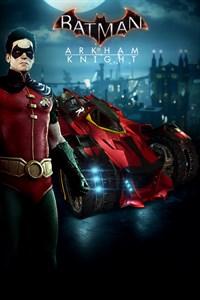 Pack de aspectos: Robin y batmóvil