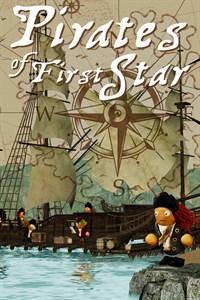 Carátula para el juego Pirates of First Star de Xbox 360