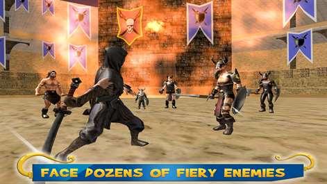Ninja Warrior Sword Fight Screenshots 2