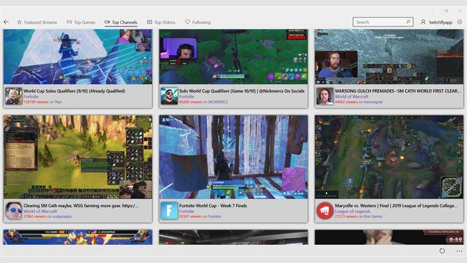 Get TwitchFly - Microsoft Store