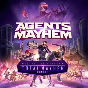 Agents of Mayhem - Total Mayhem Bundle Xbox One