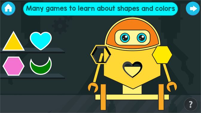 Get Kids Preschool Learning Games - Microsoft Store