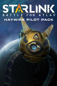 Starlink Battle for Atlas - Haywire Pilot Pack